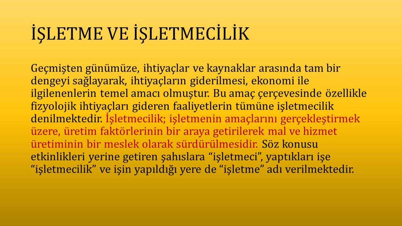 TEMEL GİRİŞİMCİLİK ÖZELLİKLERİ 5.