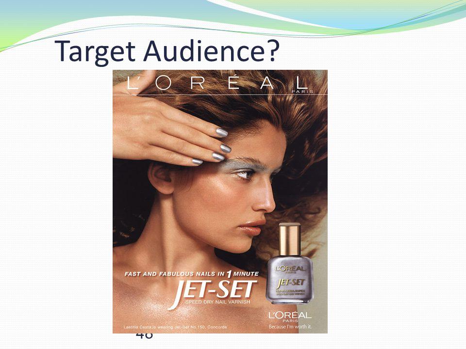 48 Target Audience?