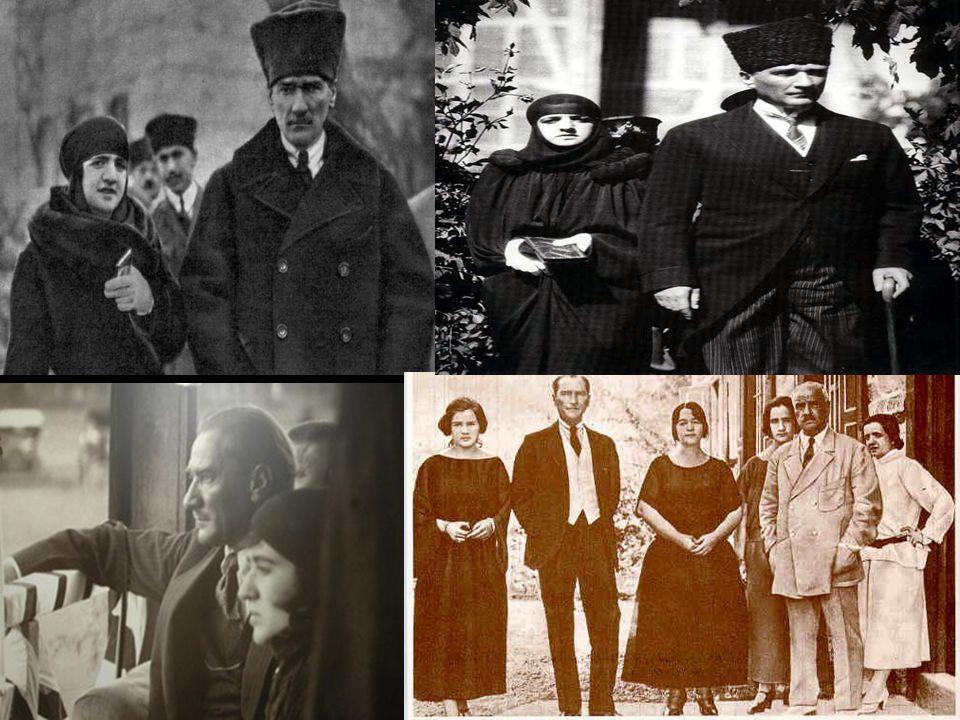 Yap ı tlar ı Başöğretmen Gazi Mustafa Kemal Kayseri de halka Latin alfabesini tanıtırken (20 Eylül 1928)KayseriLatin alfabesini Tâbiye Meselesinin Halli ve Emirlerin Sureti Tahririne Dair Nesayih Takımın Muharebe Talimi (Almanca dan çeviri - 1908) Cumalı Ordugâhı - Süvari: Bölük, Alay, Liva Talim ve Manevraları (1909) Tâbiye ve Tatbikat Seyahati (1911) Bölüğün Muharebe Talimi (Almanca dan çeviri - 1912) Zabit ve Kumandan ile Hasbihal (1918) Nutuk (1927)Nutuk Vatandaş İçin Medeni Bilgiler (Manevi kızı Afet İnan adıyla yayımlandı) (1930) Geometri (isimsiz yayımlandı) (1937) Atatürk ün ayrıca, 1915-1918 yılları arasında Anafartalar, Doğu Cephesi ve Karlsbad daki hatıralarını yazdığı günlükleri de bulunmaktadır.
