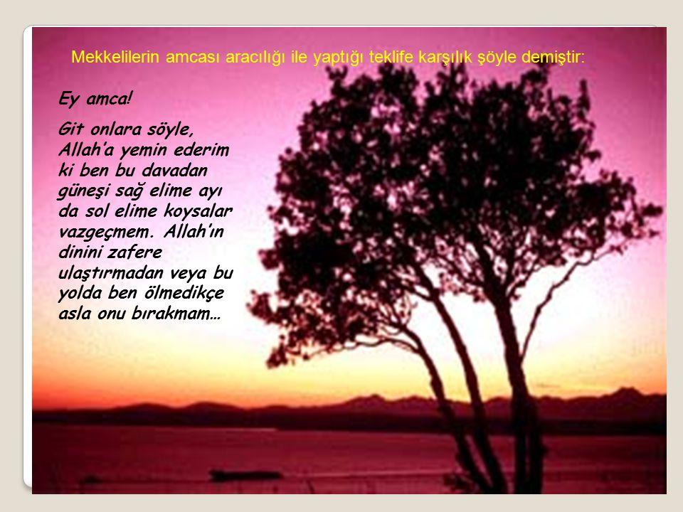 YAKIN ÇEVREYE ÇAĞRI Peygamberimize ilk gelen ayetlerden sonra ikinci olarak Yüce Allah'ın Ey örtüsüne bürünüp yatan Peygamber.