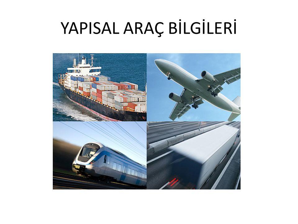 GEMİ TÜRLERİ 1.Kuru yük gemileri: Genellikle vinçli olur Ambar kapakları olur Yaşam mahalleri yüksek olmaz Çok büyük boyutlu olmaz