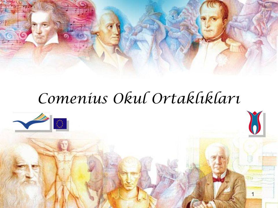 1 Comenius Okul Ortaklıkları