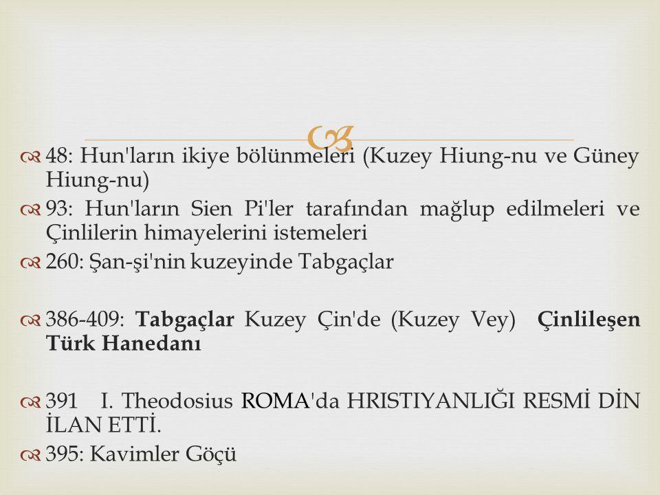   833-842: Halife Mutasım döneminde Türk kölemen askerlerin Abbasi sarayında etkilerinin artması  836 - 892 Abbasilerin başkentinin Bağdat tan, Türk kölemen garnizonunun bulunduğu SAMARRA ya taşınması.