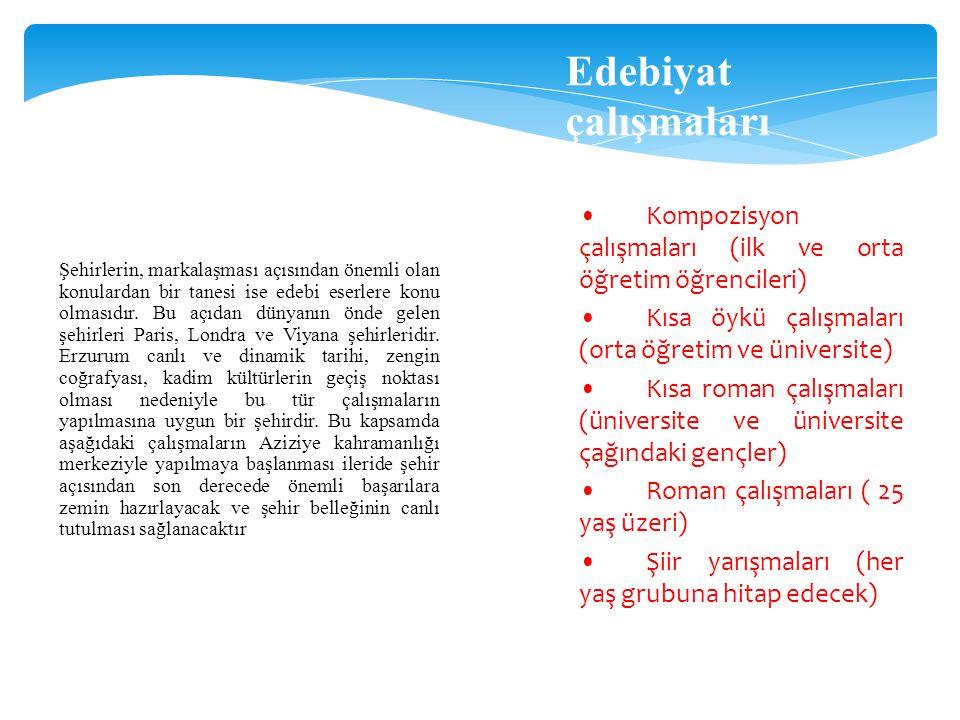 Erzurum kendine has müzik kültürü olan ve müzik geleneğine sahip ender şehirlerden birisidir.