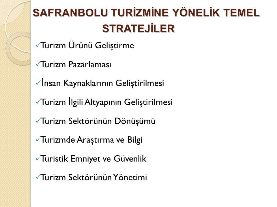  Karabük Üniversitesi Safranbolu Turizm Fakültesi ve Safranbolu Meslek Yüksekokulu nun de ğ erli çalışanlarına,  Safranbolu Kültür ve Turizm Vakfı'nın de ğ erli yönetici ve üyelerine,