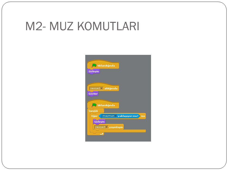 M3-MUZ KOMUTLARI
