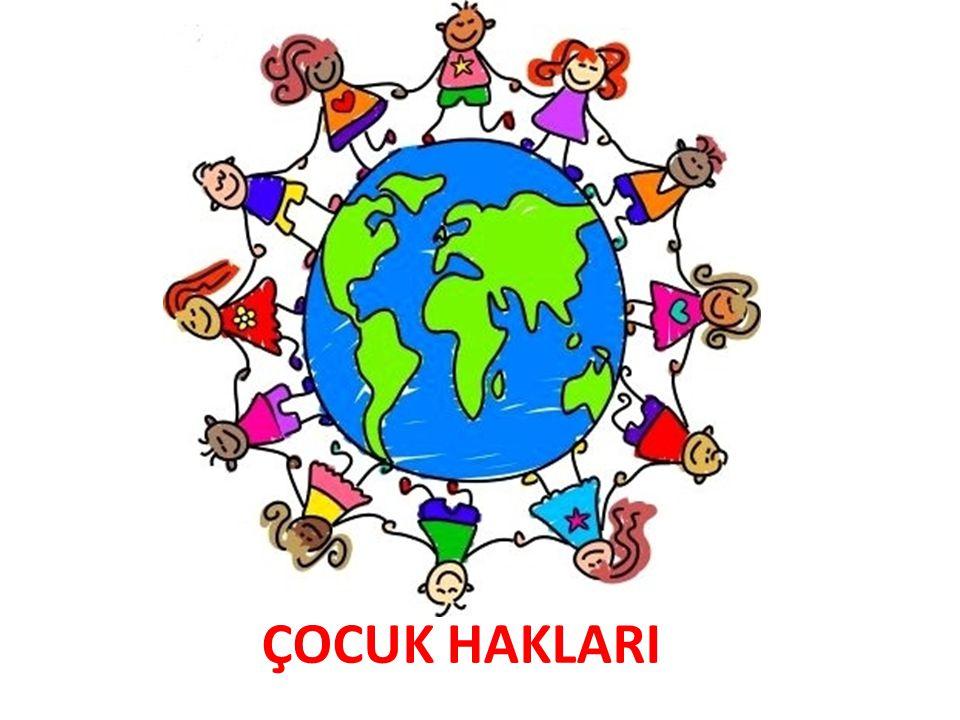 Çocuk Hakları Sözleşmesi Sözleşmenin temel ilkesi 'çocuğun yüksek yararıdır' ve her konuda çocuğun ayrıcalıklı yararının gözetilmesini öngörür.