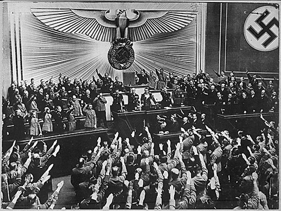 Savaşın Gelişimi İtalya, Almanya ve Japonya aralarında anlaşarak Üçlü Mihver grubunu kurmuşlardır.