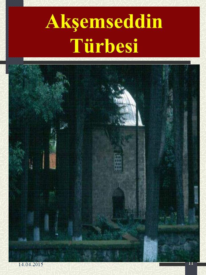 14.04.2015 10 Gazi Süleyman Paşa Hamamı : Orhan Gazi' nin oğlu Gazi Süleyman Paşa tarafından 1331-1335 yılları arasında yaptırılmıştır. Tarihi Hamam