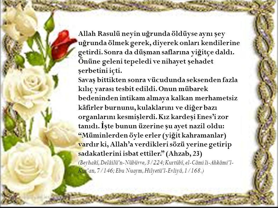 Ey Doğrulara Yardım Eden Allah ım Bir şahıs, Harem-i Şerîfin kapısında, Ey doğrulara yardım eden, haramlardan kaçınanları koruyan Allâhım!..