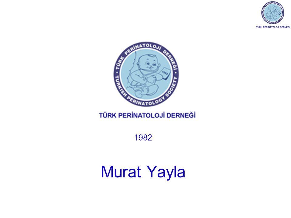 1982 Murat Yayla