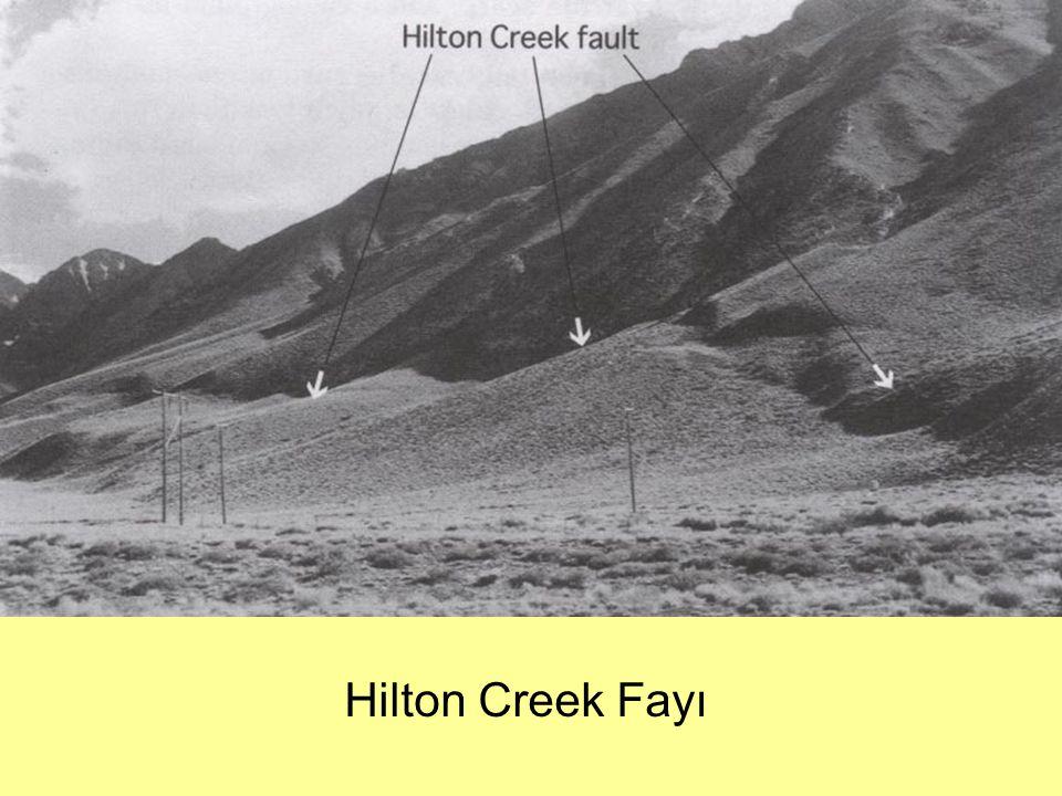 Hilton Creek Fayı