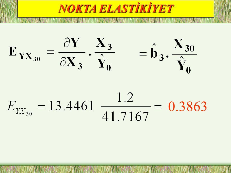 -0.6686 NOKTA ELASTİKİYET