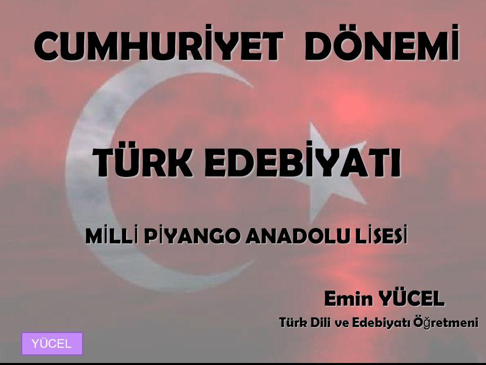 AHMET HAŞİM ( 1884 – 1933 ) AHMET HAŞİM ( 1884 – 1933 ) Fecr-i Atî topluluğunun öncüsü ve en büyük şairidir.