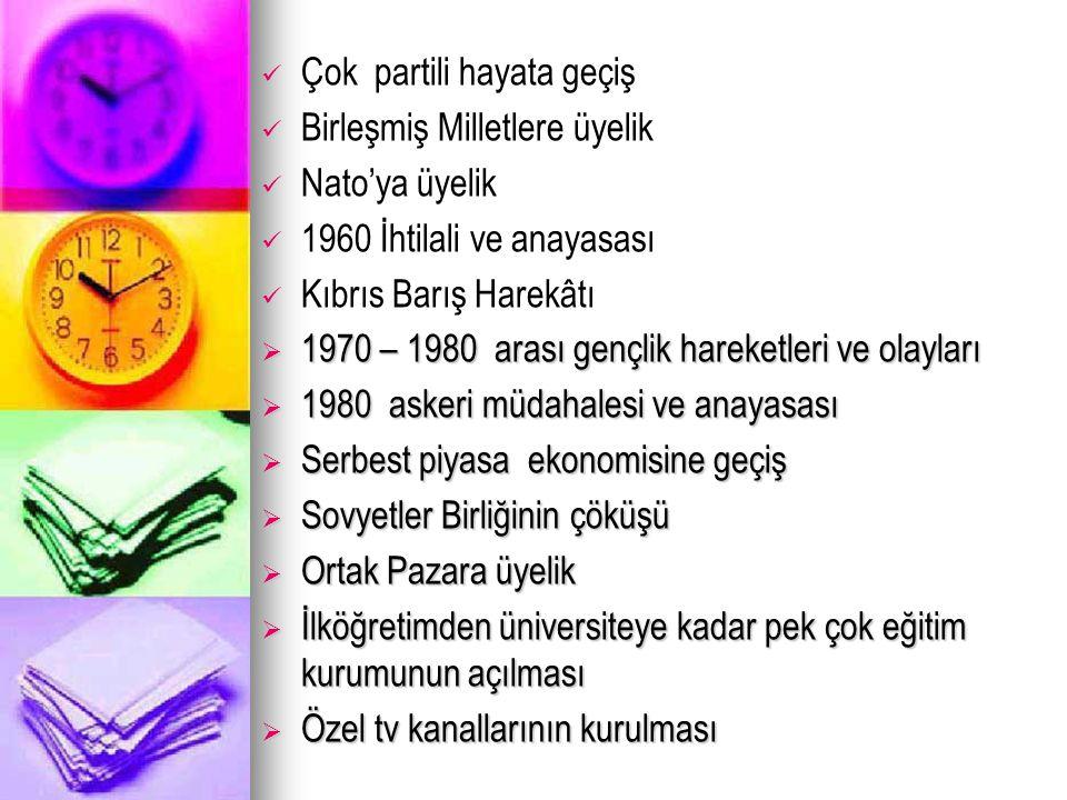 3 - Anadolu'ya yönelme hareketinin bir uzantısı olan memleket edebiyatı anlayışının temelleri Ziya Gökalp ve Mehmet Emin Yurdakul tara- fından atılmıştır.