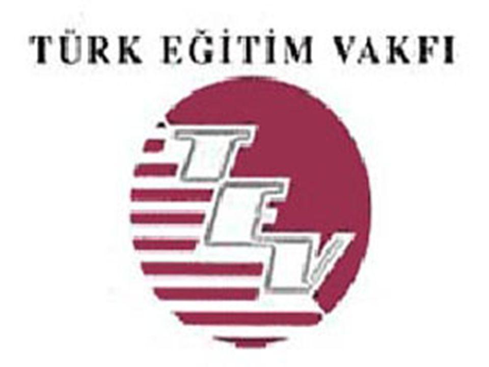 Türk Eğitim Vakfının Temel amacı yetenekli fakat maddi olanaklardan yoksun çocukların ve gençlerin eğitim ve öğrenimlerini sağlamak için yardım etmek