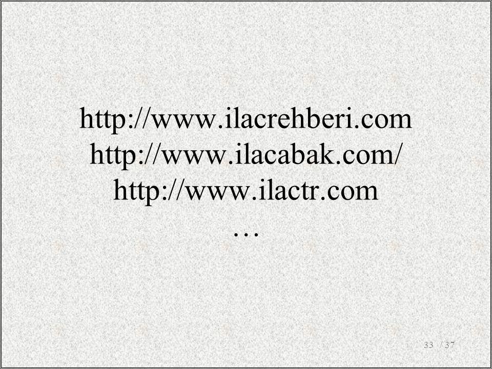 http://www.ilacrehberi.com http://www.ilacabak.com/ http://www.ilactr.com … / 3733