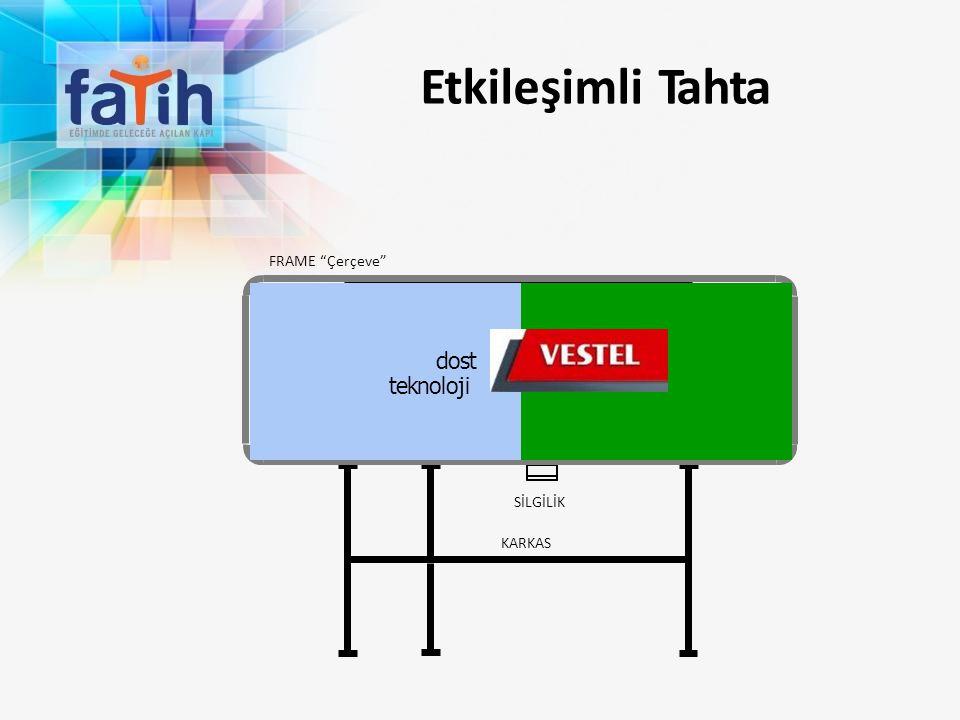 Vestel Çağrı Merkezi Faz II kapsamında kurulan ET'ler kabul tarihinden itibaren 5 yıl garantilidir.