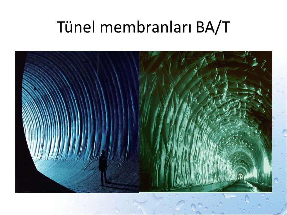 Tünel membranları BA/T