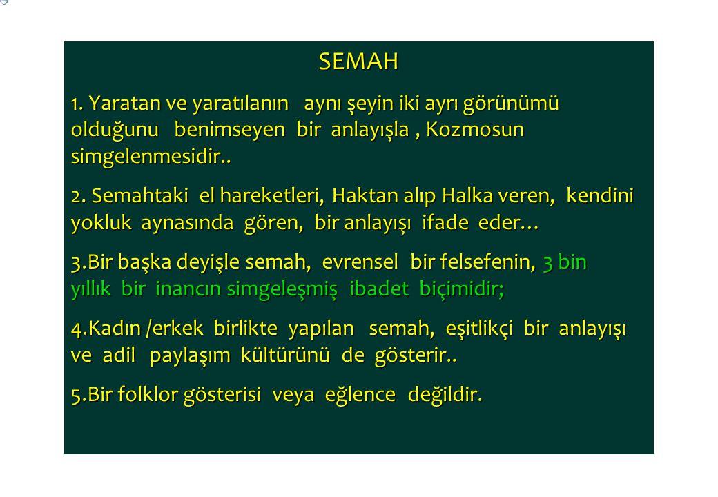 SEMAH 1.