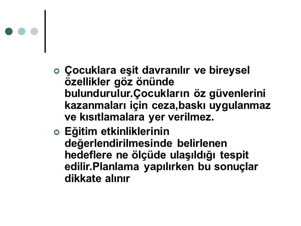 Çocukların kendilerini ifade ederken; Türkçe'yi doğru ve güzel konuşmalarına öncelikle önem verilir.