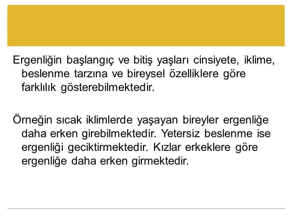 Kaynaklar Derman, O.(2008). Ergenlerde Psikososyal Gelişim.