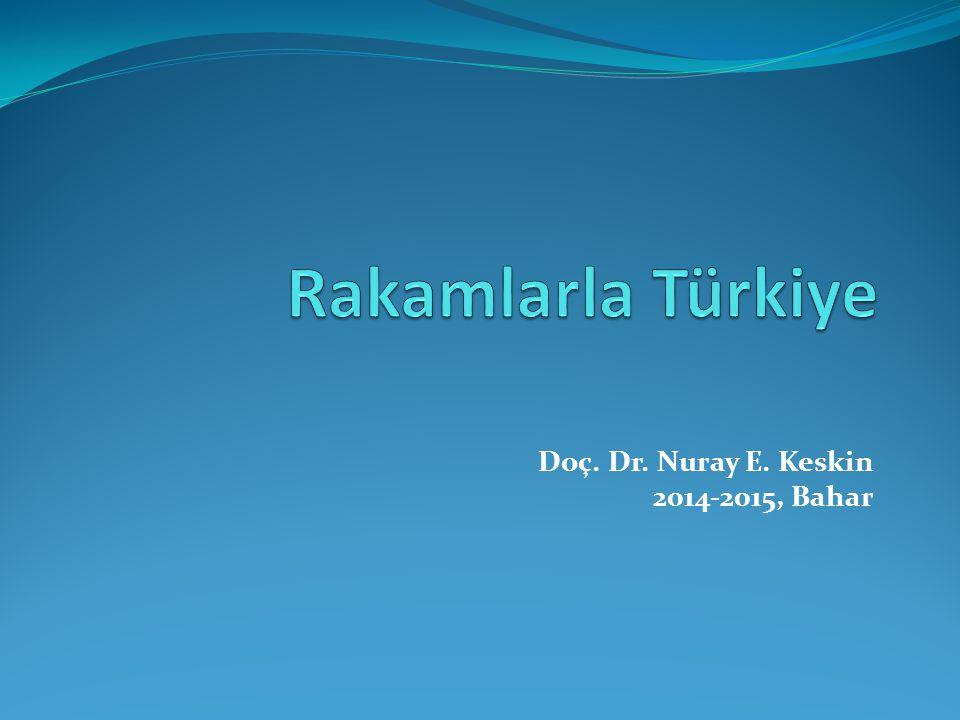 Doç. Dr. Nuray E. Keskin 2014-2015, Bahar