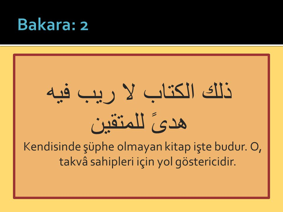  Allah onların nurunu aldı / nârını veya ziyasını değil  فلما أضاءت  Ziya duruyor  Allah aldı / semavî musibet – kurtuluş yok