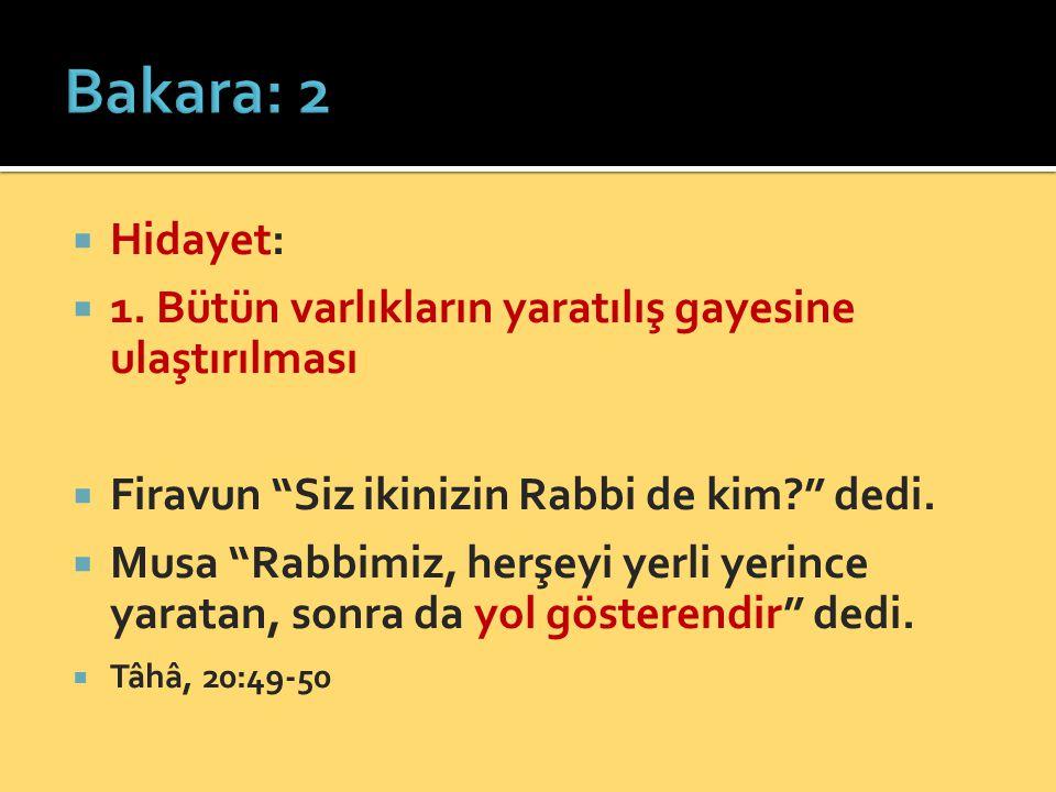  İlk yaratılış, ölüm, ikinci yaratılış / Öldüren de Allah  Size hayat veren, sonra öldüren, sonra tekrar dirilten de Odur.