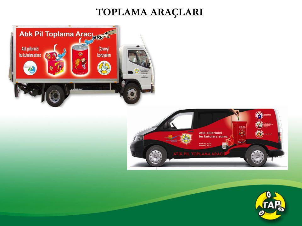 Her yıl Ekim – Nisan ayları arasında TAP ile iş birliği yapan belediyelerin bulunduğu illerdeki okullarda ödüllü atık pil yarışması yapılmaktadır.