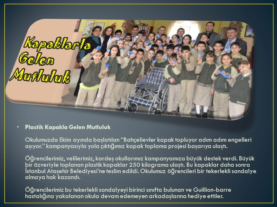 Bu Yıl Kitaplar Şırnak'a Okulumuz Sosyal Yardımlaşma Dayanışma Kulübü işbirli ğ i ile düzenlenen kitap toplama kampanyasında toplanan kitaplar bu yıl Şırnak a gönderildi.