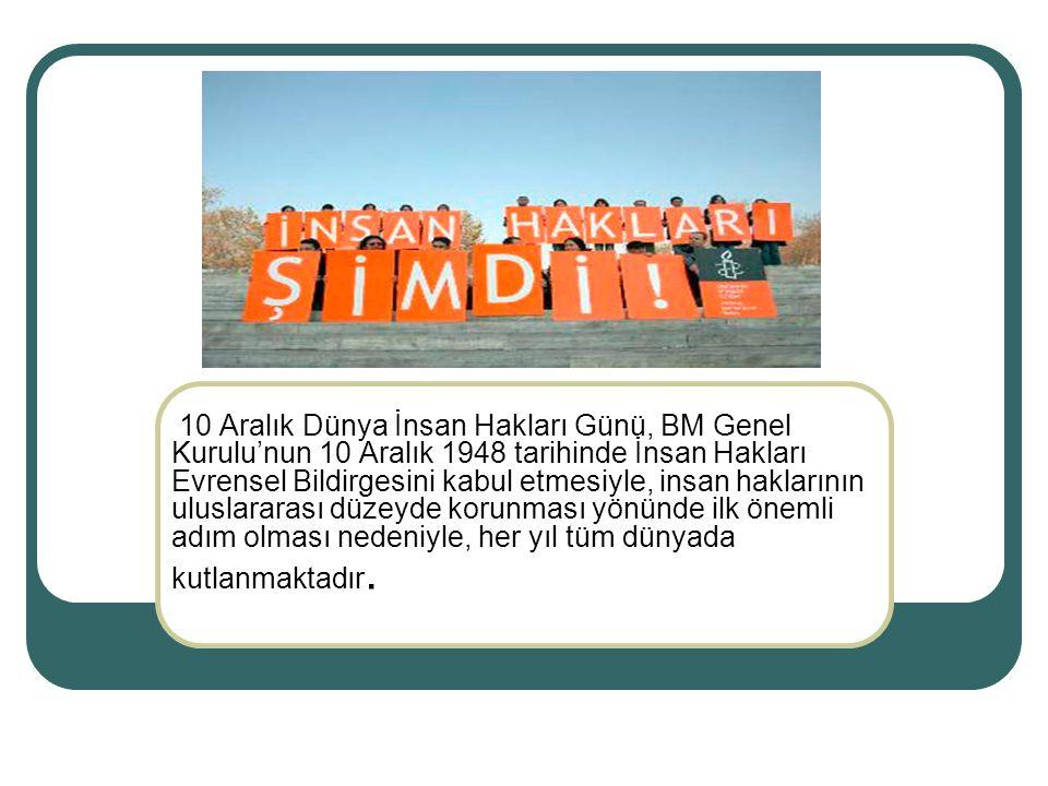 Türkiye Beyannameyi 06.04.1949'da onaylamıştır