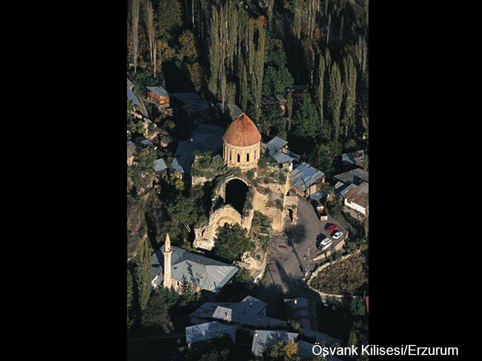 Ösvank Kilisesi/Erzurum