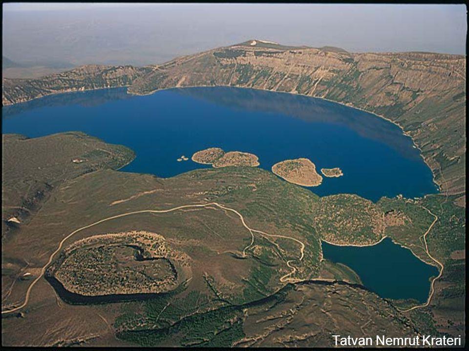 Tatvan Nemrut Krateri