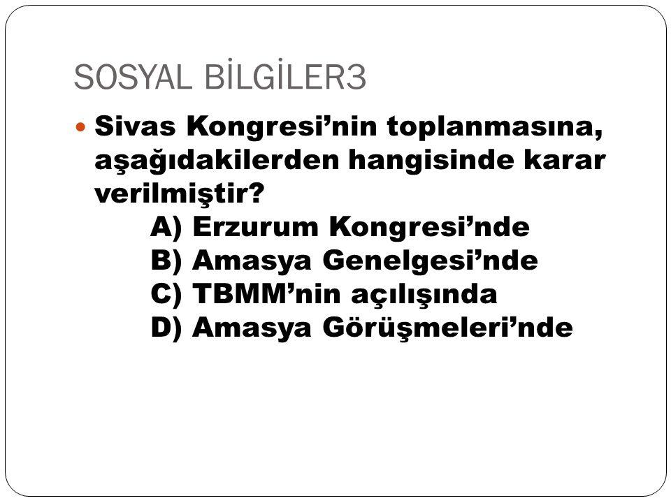 SOSYAL BİLGİLER2 CEVAP B