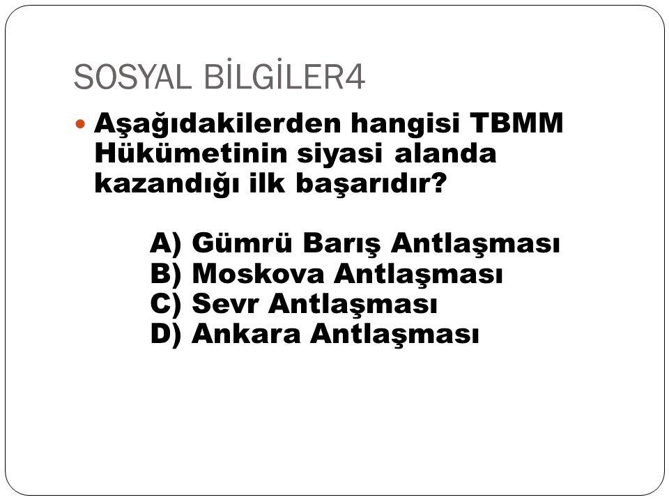 SOSYAL BİLGİLER3 CEVAP B
