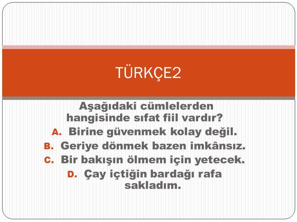SOSYAL BİLGİLER4 Aşağıdakilerden hangisi TBMM Hükümetinin siyasi alanda kazandığı ilk başarıdır.