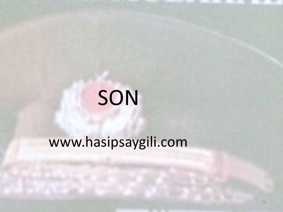 58 SON www.hasipsaygili.com