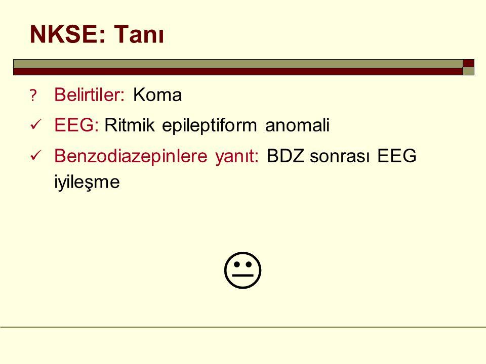 NKSE: Tanı .