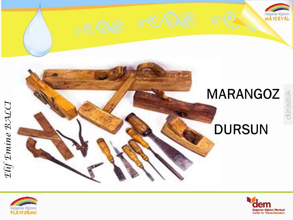 Marangoz Dursun yıllarca çalıştığı işyerinde emeklilik hakkını kazanmıştı.