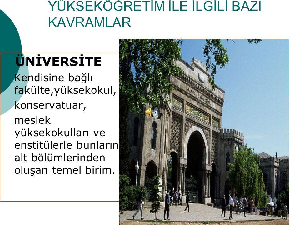 BURS  Yükseköğrenim gören başarılı ve ihtiyaç sahibi Türk vatandaşı öğrencilere karşılıksız verilen paradır.