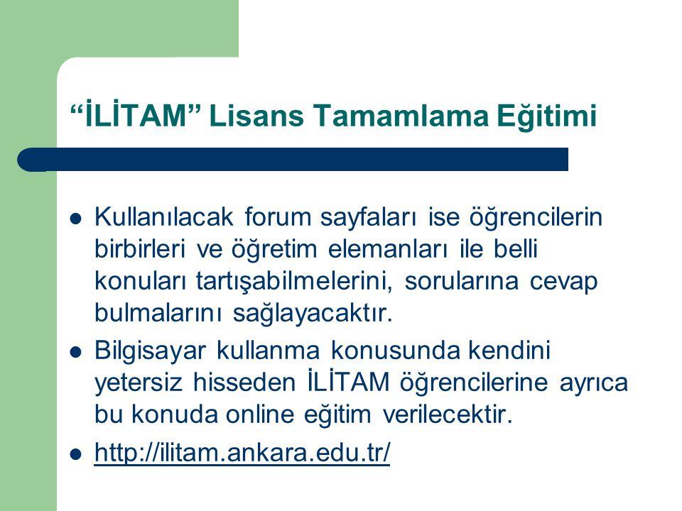 Kaynakça http://www.ankara.edu.tr/yazi.php?yad=4000 http://ecdl.ankara.edu.tr/ http://ilitam.ankara.edu.tr/ http://yayin.ankara.edu.tr/ http://www.turkish-center.com/ ANKUZEM müdürü Yrd.
