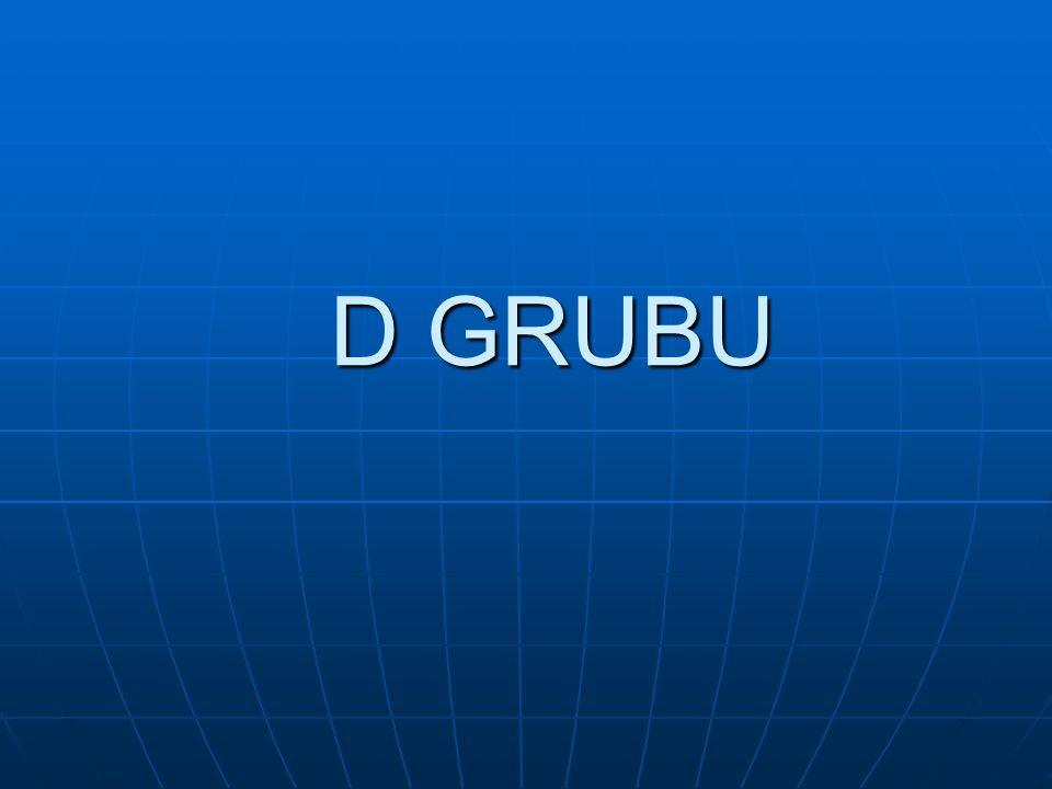 D GRUBU