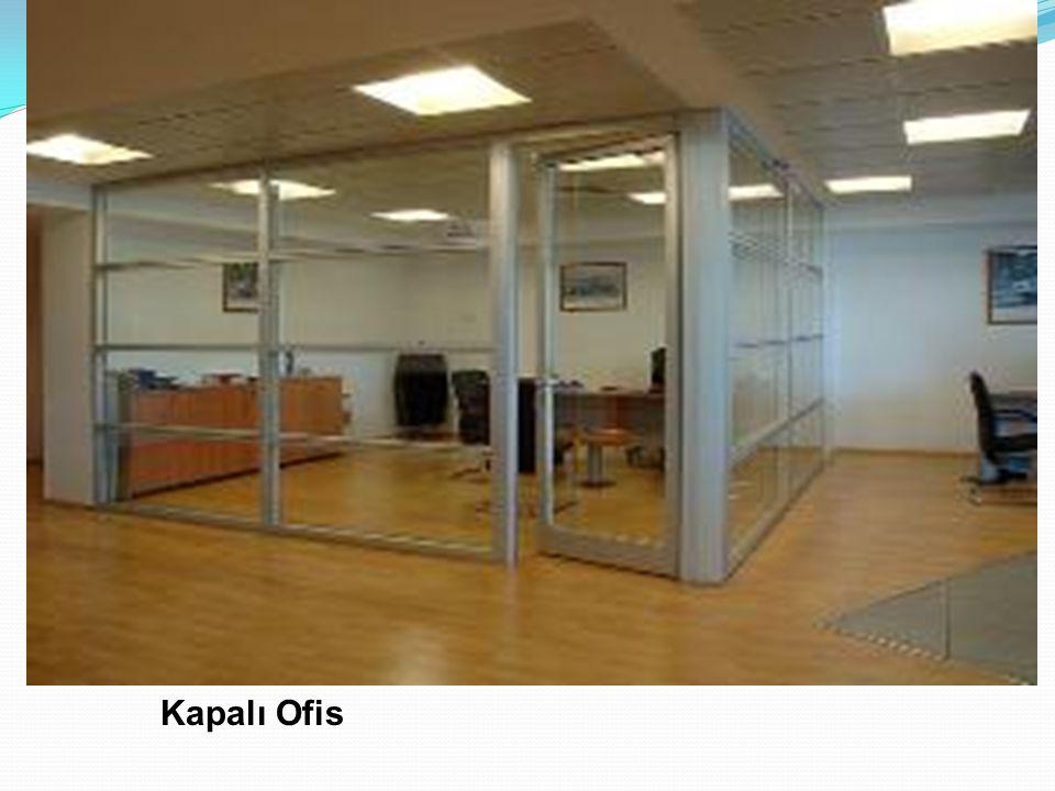 Kapalı Ofis