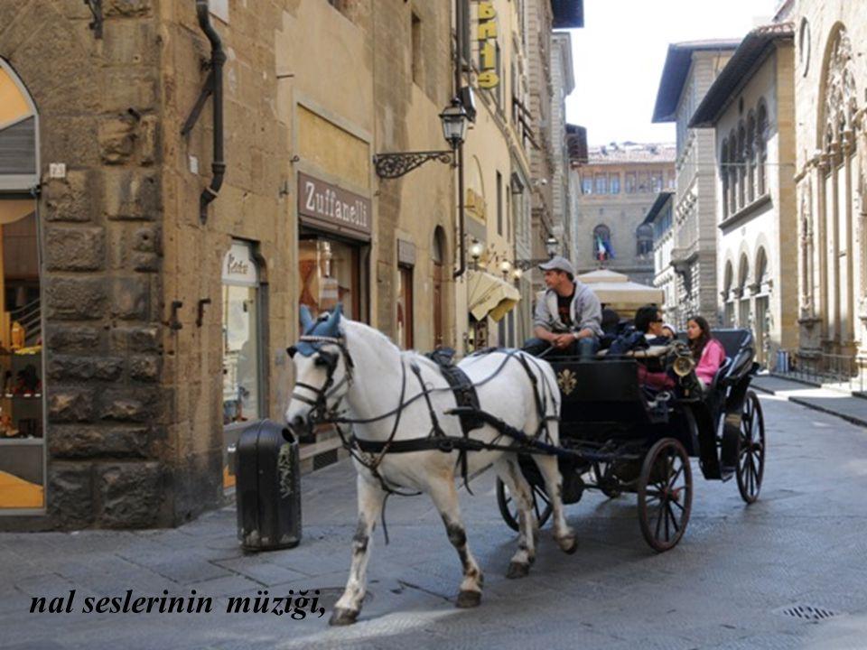 Santa Trinita – Ponte Vecchio kürekçisi,