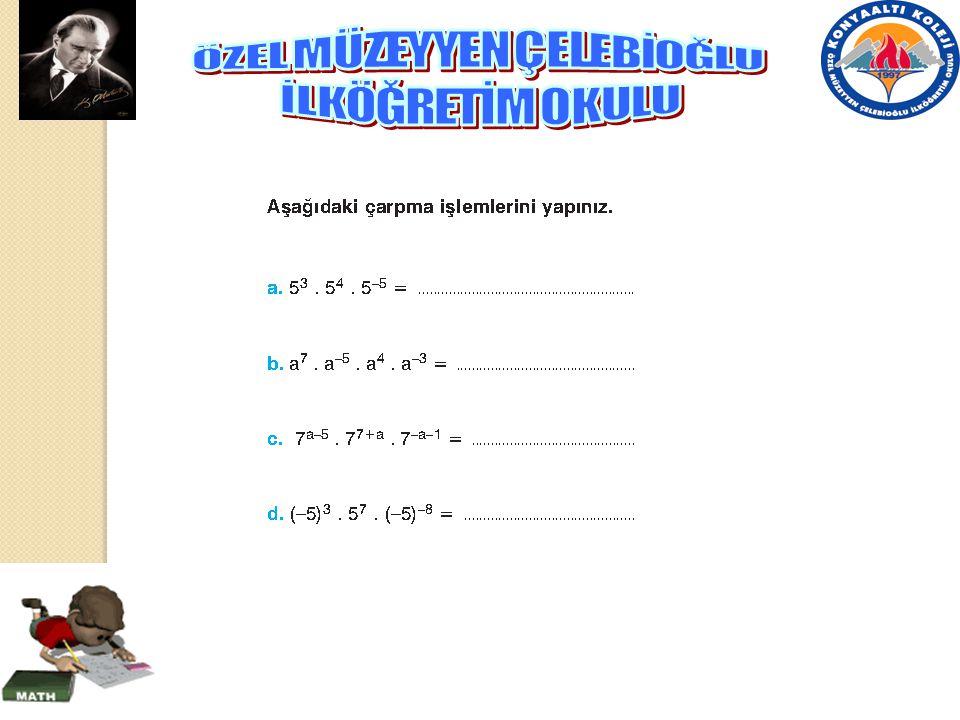 Bir sınıftaki 20 öğrencinin boy uzunlukları aşağıdaki gibi listelenmiştir.