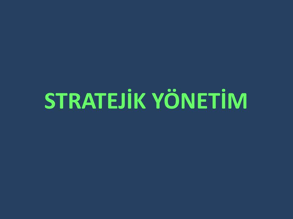 HEDEFLER Stratejik Alan 1.