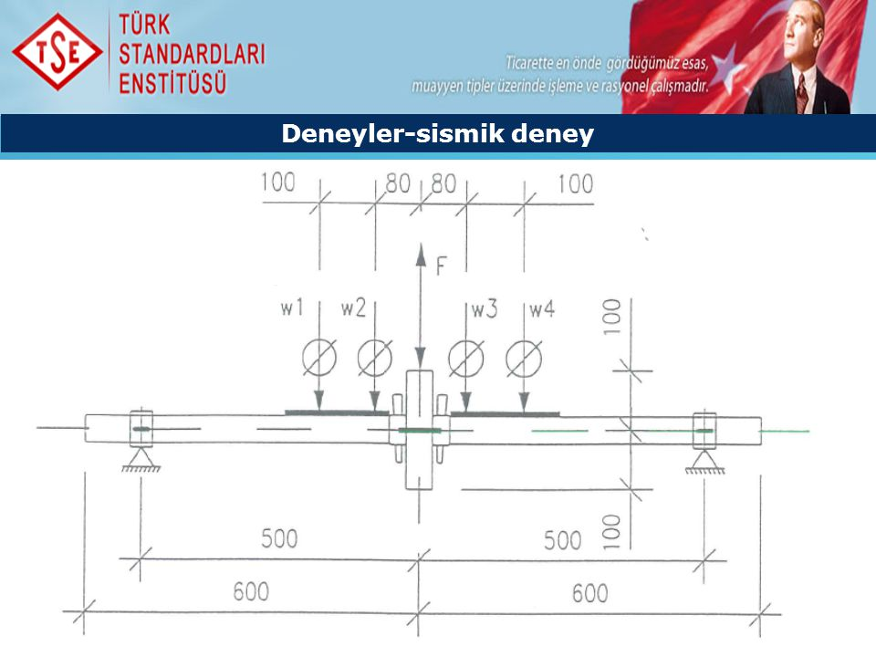 ©2013 Türk Standardları Enstitüsü 46 Deneyler-sismik deney