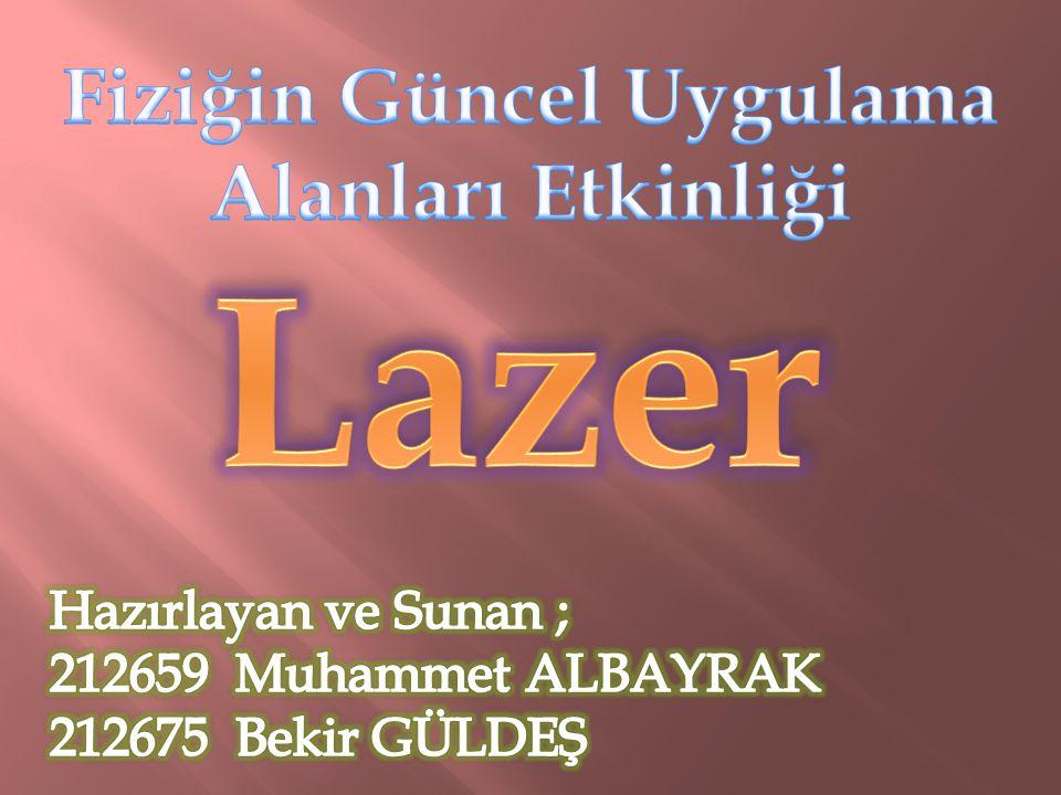 (Dört seviyeli sistem, üç seviyeli sistemden daha avantajlıdır.) En basit lazeri yapmak için Z1 ve Z2 aynaları arasına bir aktif ortam yerleştirilmelidir.