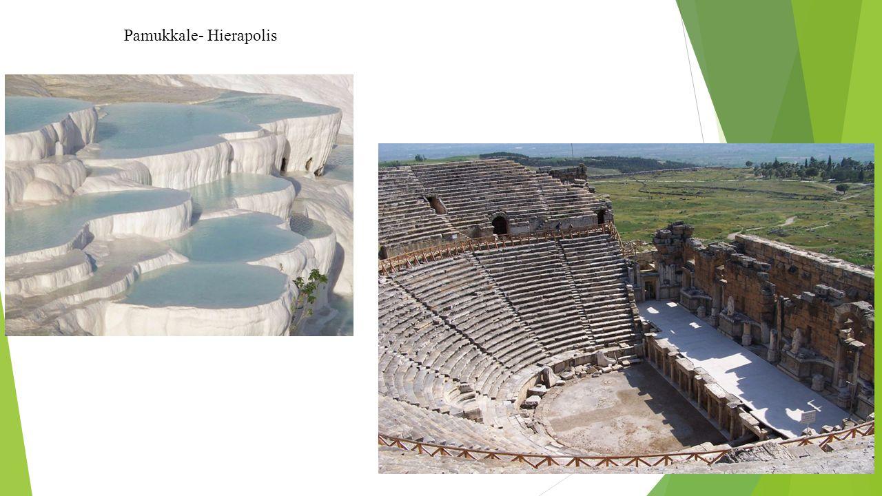 Pamukkale- Hierapolis